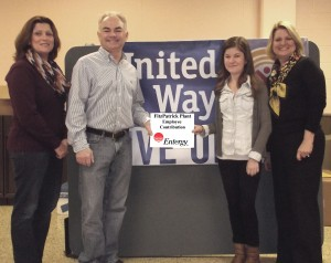 Entergy Wraps Up United Way Campaign