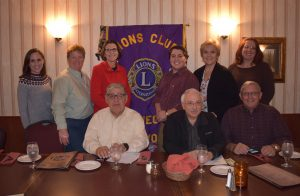 Oswego Lions Club supports Stone Soup Luncheon