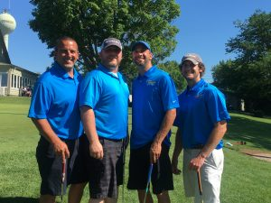Pictured above are members of the 2018 Burritt Motors golf team which took home first place in the afternoon flight of last year?s United Way Golf Tournament. This year, the event is set for Monday, July 8, at the Oswego Country Club, with tee times at 8 a.m. and 2 p.m. Teams and sponsors are still being accepted for the event. For more information, visit oswegounitedway.org or email rddunitedway@windstream.net